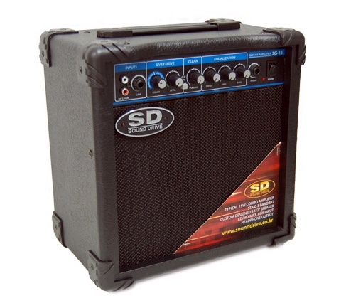 SG-15CD (Guitar Amplifier)