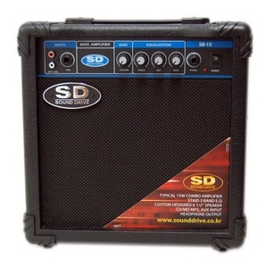 SB-15 (Bass Amplifier)